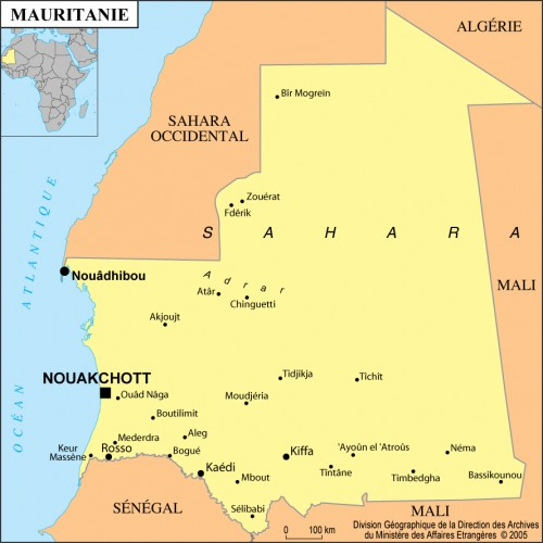 Press Release:Mauritania,National consultation workshop on Physical Security and Stockpile Management procedures (PSSM)